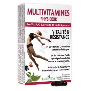 MULTIVITAMINES PHYSIOXID